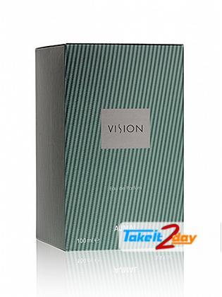 Ajmal Vision Perfume For Men 100 ML EDP