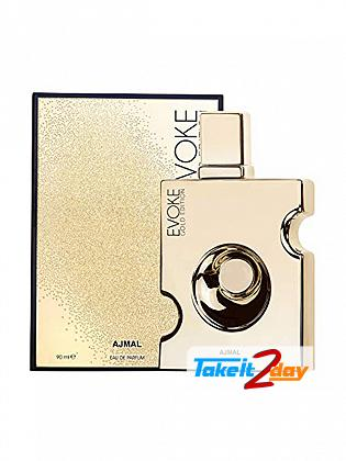 Ajmal Evoke Gold Edition Perfume For Men 90 ML EDP
