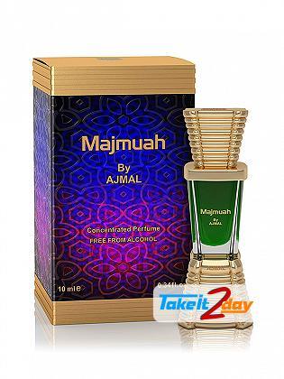 Ajmal Majmua Perfume For Man And Women 10 ML CPO