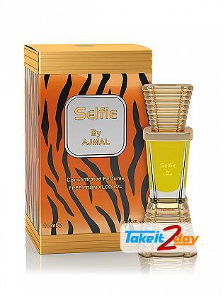 Ajmal Selfie Perfume For Man And Women 10 ML CPO