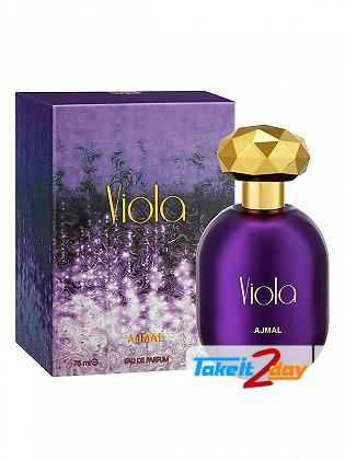 Ajmal Viola Perfume For Woman 75 ML EDP