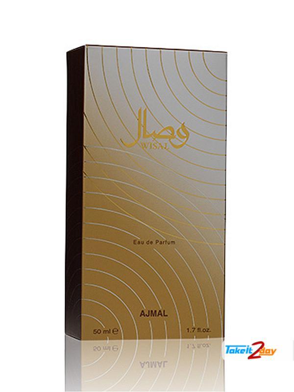 Ajmal Wisal Eau De Perfume For Women 50 ML EDP (AJWI01)