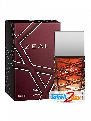 Ajmal Zeal Perfume For Man 100 ML EDP