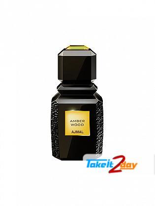 Ajmal Amber Wood Perfume For Man And Women 100 ML EDP