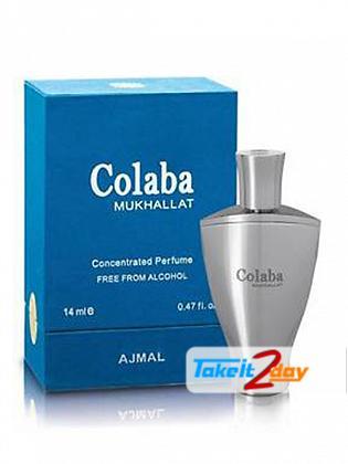 Ajmal Colaba Mukhallat Perfume For Men 14 ML CPO
