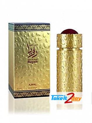 Ajmal Dahn Al Oudh Ruyah Perfume For Men And Women 30 ML EDP
