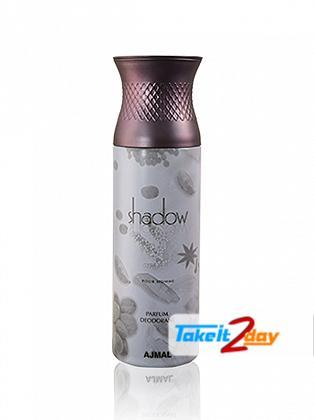 Ajmal Shadow II Deodorant Body Spray For Men 200 ML