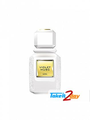 Ajmal Violet Musc Perfume For Man And Women 100 ML EDP