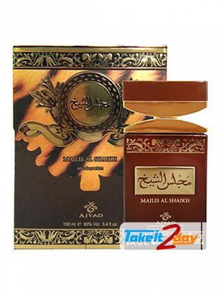 Ajyad Majlis Al Shaikh Perfume For Men And Women 100 ML EDP