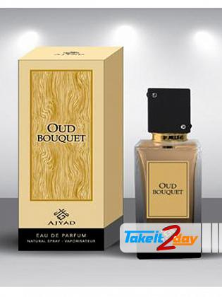 Ajyad Oud Bouquet Perfume For Men And Women 100 ML EDP