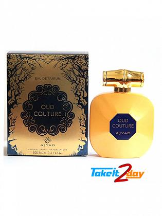Ajyad Oud Couture Perfume For Men And Women 100 ML EDP