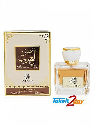 Ajyad Shams Al Arab Perfume For Men And Women 100 ML EDP