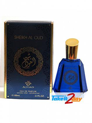 Ajyad Sheikh Al Oud Perfume For Men And Women 100 ML EDP
