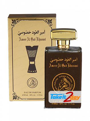Al Fakhar Ameer Al Oud Khussi Perfume For Men And Women 100 ML EDP