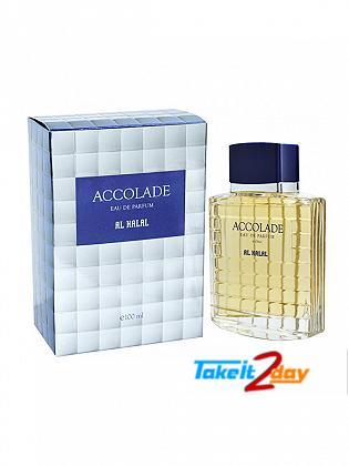 Al Halal Accolade Perfume For Men And Women 100 ML EDP