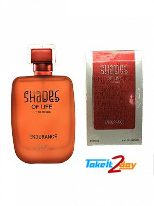 Al Halal Shades Of Life Endurance Perfume For Men And Women 100 ML EDP