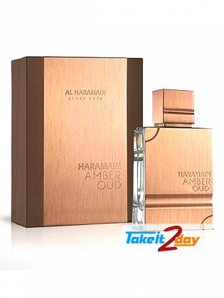 Al Haramain Amber Oud Perfume For Men And Women 60 ML EDP