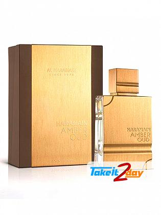 Al Haramain Amber Oud Gold Edition Perfume For Men And Women 60 ML EDP