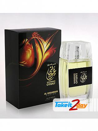 Al Haramain Oyuny Perfume For Men And Women 100 ML EDP