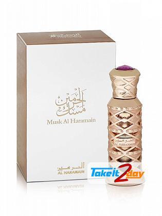 Al Haramain Musk Al Haramain Perfume For Man And Women 12 ML CPO
