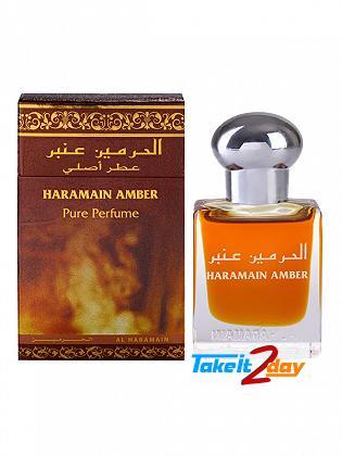 Al Haramain Amber Perfume For Men And Women 15 ML EDP