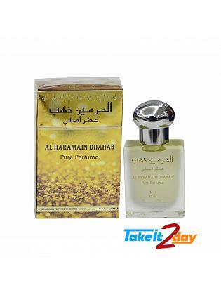 Al Haramain Dhahab Perfume For Men And Women 15 ML EDP