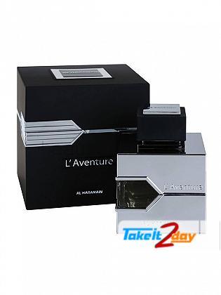 Al Haramain L'Aventure Perfume For Men And Women 100 ML EDP
