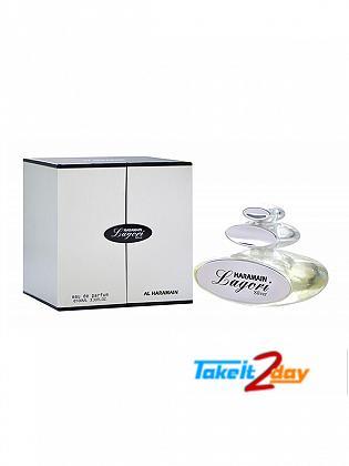 Al Haramain Lagori Silver Perfume For Men And Women 100 ML EDP