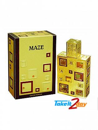 Al Haramain Maze Perfume For Men And Women 50 ML EDP