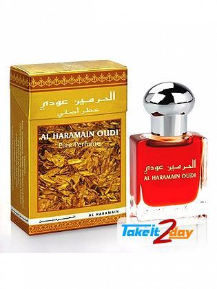 Al Haramain Oudi Perfume For Men And Women 15 ML EDP