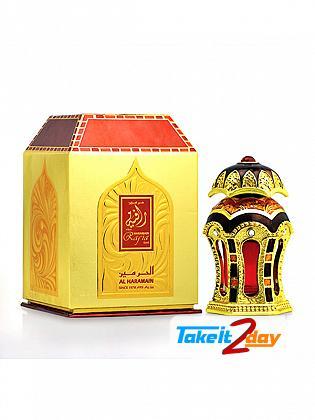 Al Haramain Rafia Gold Perfume For Men And Women 20 ML EDP