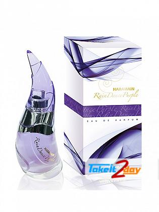 Al Haramain Rain Dance Purple Perfume For Men And Women 100 ML EDP