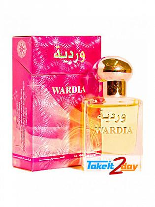Al Haramain Wardia Perfume For Men And Women 15 ML EDP