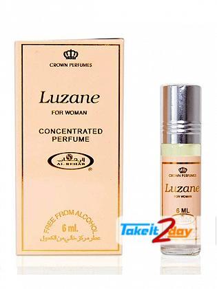 Al Rehab Luzane Perfume For Men And Women 6 ML CPO Pack OF Six