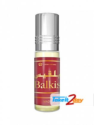 Al Rehab Balkis Perfume For Men And Women 6 ML CPO Pack OF Six