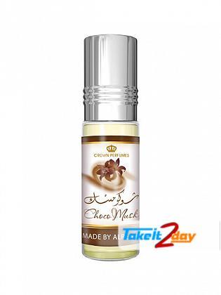 Al Rehab Choco Musk Perfume For Men And Women 6 ML CPO Pack OF Six