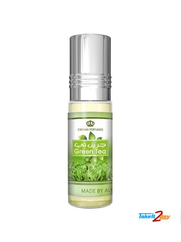 green tea parfym