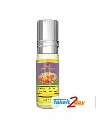 Al Rehab Mukhallat Al Rehab Perfume For Men And Women 6 ML CPO Pack OF Six