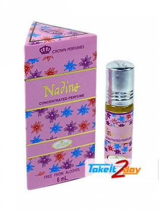 Al Rehab Nadine Perfume For Men And Women 6 ML CPO Pack OF Six
