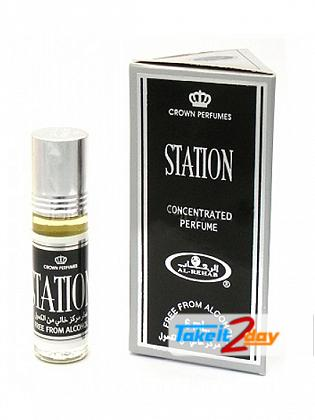 Al Rehab Station Perfume For Men And Women 6 ML CPO Pack OF Six