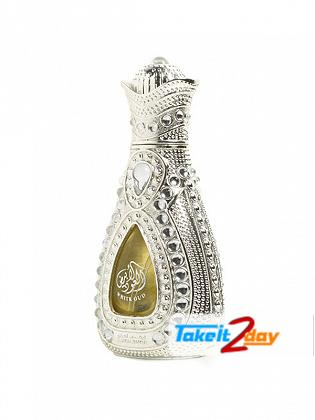 Al Rehab White Oud Perfume For Men And Women 15 ML
