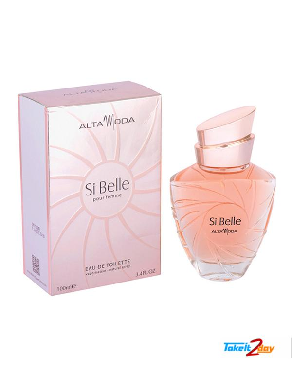 Altamoda Si Belle Pour Femme Perfume For Women 100 ML EDT 4ffbe39b2f2b