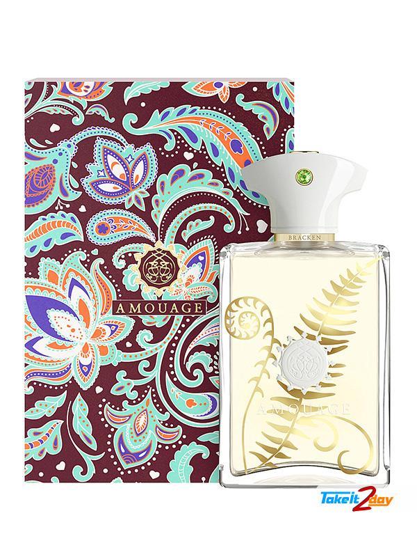 Amouage Bracken Perfume For Men 100 Ml Edp