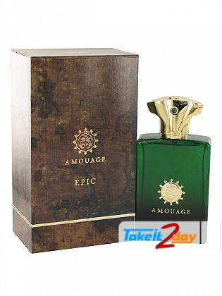 Amouage Epic Perfume For Men 100 ML EDP