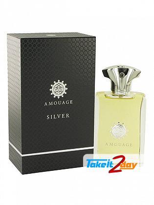 Amouage Silver Perfume For Men 100 ML EDP