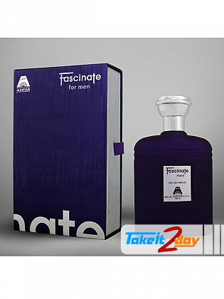 Anfar Fasinate Perfume For Men 100 ML EDP