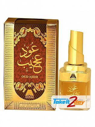 Anfar Oud Ajeeb Perfume For Men 100 ML EDP