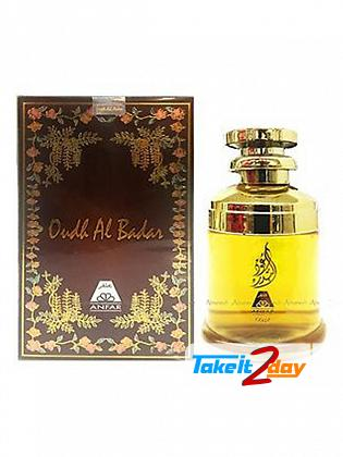 Anfar Oudh Al Badar Perfume For Men And Women 60 ML EDP