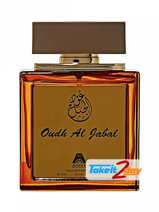 Anfar Oudh Al Jabal Perfume For Men And Women 100 ML EDP