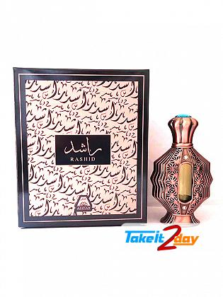 Anfar Oud Rashid Perfume For Men And Women 20 ML CPO